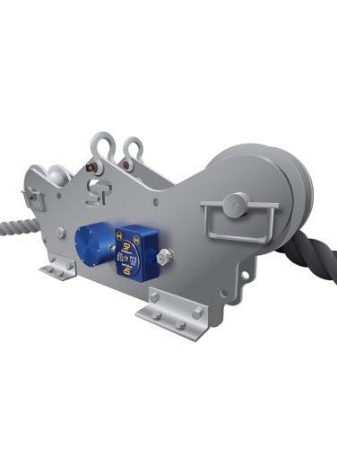 Straightpoint TIMH Running Line Tensiometer / Cable Tension Meter / Cable Tension Sensor